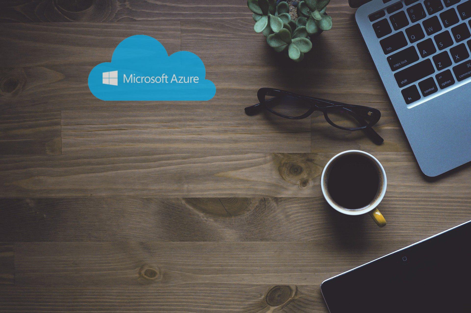 Microsoft Azure subindo 21% e agora?