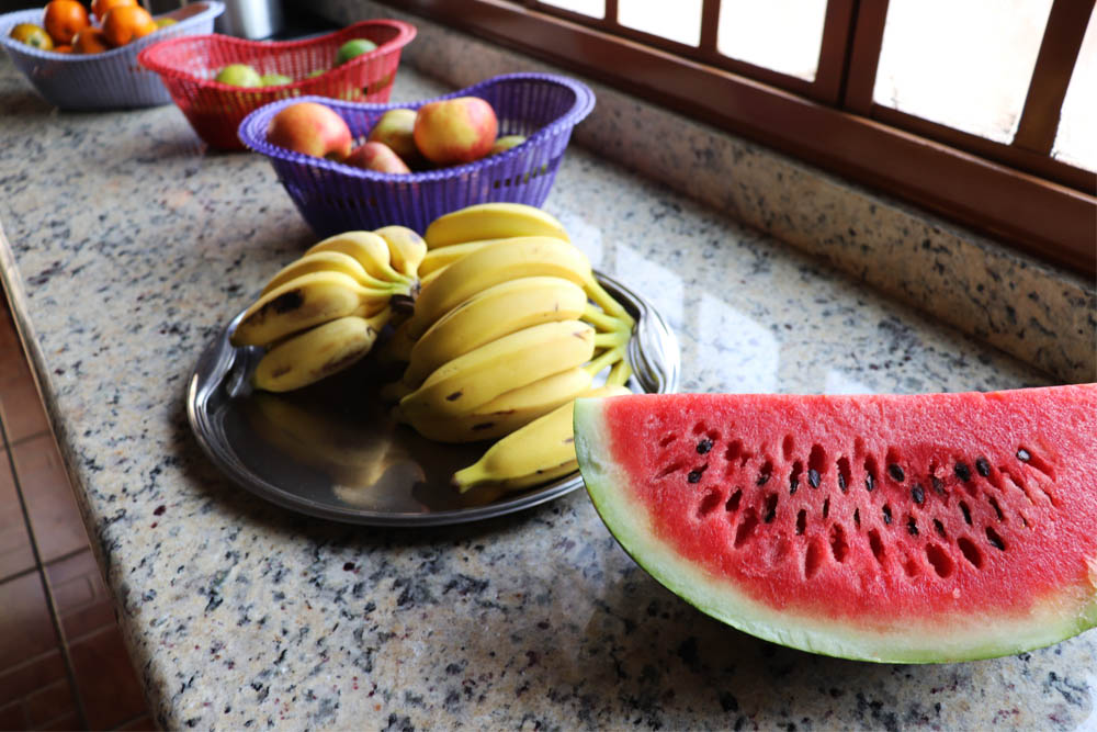Importância do dia da fruta